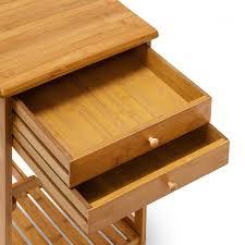 tiroir pour cuisine desserte meuble de cuisine étagère à vin avec roulettes tiroirs
