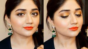 indian wedding guest makeup clista