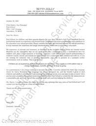 Day Care Teacher Resume Application Letter For Daycare Teacher