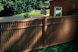 wood fencing vs vinyl fencing fencing compared
