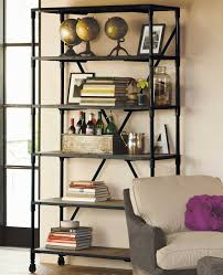 furniture trendy bookshelf in bedroom design ideas fancy iron