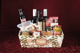 wine and chocolate gift basket gift baskets nugget markets daily dish