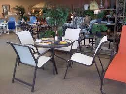 Restaurant Patio Tables by Aluminum Patio Furniture Outdoor Patio Furniture Atlanta
