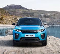 range rover light blue 2018 range rover evoque landmark edition 95 octane
