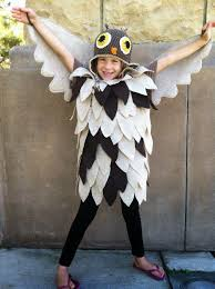 Owl Halloween Costume Pattern Chadwicks U0027 Picture Place Homemade Owl Costume