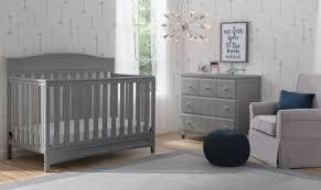 Delta Bentley 4 In 1 Convertible Crib by Delta Canton Changing Table Nursery Dresser Espresso Eclectic