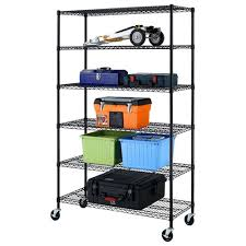 Commercial Wire Shelving by Factory Direct Wholesale Rakuten 6 Shelf Commercial Steel Wire