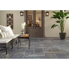 floor decor and more meridian slate gray porcelain tile 12in x 24in 100190164