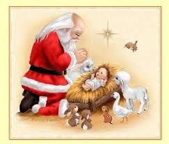 santa kneeling at the manger 15 best kneeling santa images on christmas decor