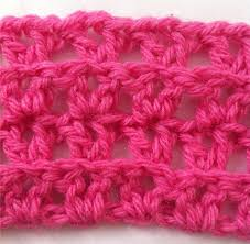 guide to back loop only crochet blo crochet