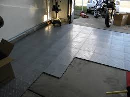 garage shop tour motorcycle how to and repair race deck garage tile