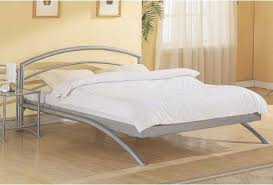 Aluminum Bed Frame Curved Beds For Furnishing Your Master Bedroom Ideas Home