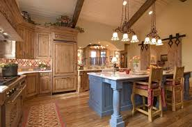 country kitchen lighting ideas country styled kitchen special aspects of decoration