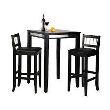 Palazzo  Piece Round BarHeight Pub Set Hayneedle - Kitchen bar stools and table sets