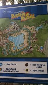 Typhoon Lagoon Map The Princess Papers Dvc Typhoon Lagoon Beach Bash Event