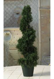 decorating artificial topiary trees for tree idea