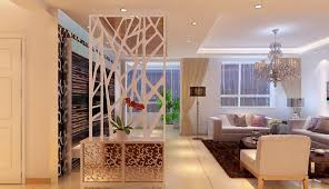 Beautiful Living Room Divider Images House Design Interior - Living room divider design ideas