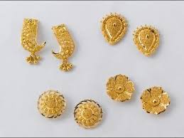 images of gold earings new simple gold earrings collections