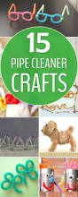 15 insanely adorable pipe cleaner crafts to make with kids