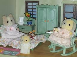 the country manor sylvanian families