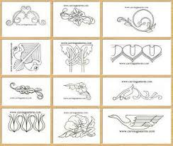 Wood Carving Designs Free Download by Pdf Download Wood Carving Patterns Beginners Free Plans