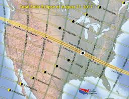 Portland Traffic Map by Solar Eclipse 2017 Traffic And Weather Forecasts For States In