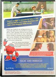 superbook isaac and rebekah christian broadcasting network