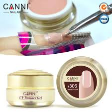 wholesale 50951 thick builder gel nails pink canni 15ml finger