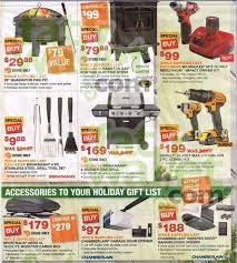 home depot milwaukee tool black friday sale black friday 2013 home depot ad scans and deals now live