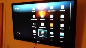 sony google tv 40