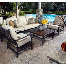 Agio International Patio Furniture Costco - patio exciting costco patio set patio furniture cushions