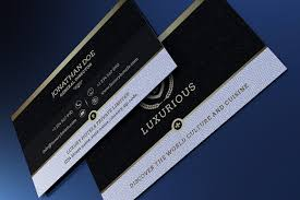 gold and black business card 39 business card templates