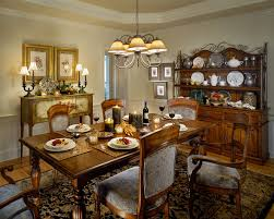 Remodeling Dining Room Design With Wood Hutch Wood Dining Table - Colonial dining room furniture