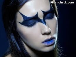 halloween makeup u2013 crow wantablehalloween halloween