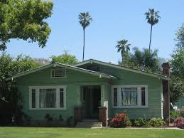craftsman style house characteristics l a places bungalow heaven