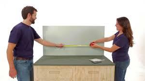 how to measure for kitchen backsplash fireclay tile diy measuring your backsplash