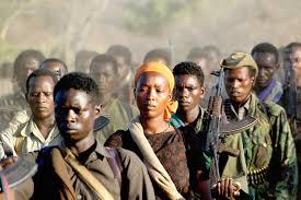 Oromo Flag Oromo Liberation Front