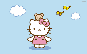 youwall hello kitty wallpaper wallpaper wallpapers free