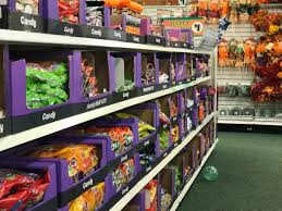 Halloween Decorations For Retail Stores by Halloween Decorations Candy And Costumes 1 00 At Dollar Tree
