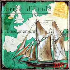 Nautical Painting Compare Prices On Nautical Paintings Online Shopping Buy Low