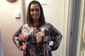 Awn French Dawn French Reveals Drastic Weight Loss Required For Key Hole