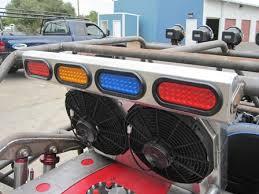 rear race light bar rear trail and race lighting jeep wrangler forum