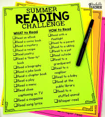 free summer reading challenge summer reading lists reading