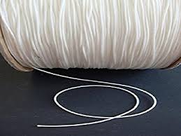 Window Blind String Amazon Com Roll Of 100 Yards Shade Cord Or Lift Cord 1 8 Mm