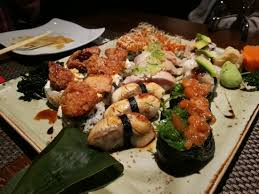 info cuisine nigiri platter no info what s on there see text picture of