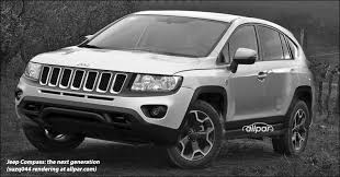 jeep compass change 2017 2018 jeep compass compact crossover with an name
