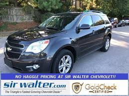 raleigh equinox vehicles for sale sir walter chevrolet