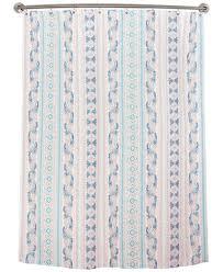 Kate Spade Striped Shower Curtain Dena Lily Stripe Shower Curtain Bath Towels Bed U0026 Bath Macy U0027s