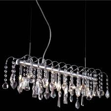 Chrome Crystal Chandelier by Brizzo Lighting Stores 32