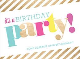 birthday invitations smilebox